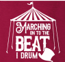 BEAT I DRUM HOODIE - INSPIRED BY THE GREATEST SHOWMAN